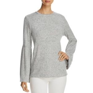 Alison Andrews Womens Knit Bell Pullover Sweater